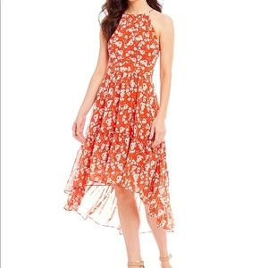NWT Eliza J Pop Floral Print Dress- ChicEwe